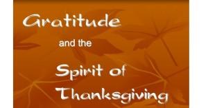 gratitude II