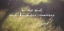 kindness jewel